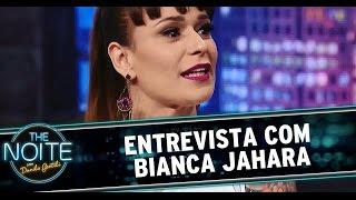 The Noite (01/10/14) - Entrevista com Bianca Jahara