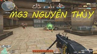 [ Bình Luận CF ] MG3 Classic - Tiền Zombie v4