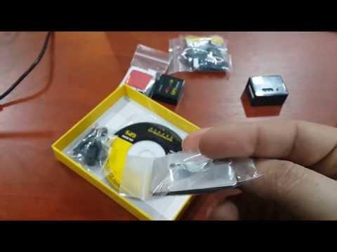Unpack Align APS Lite Gyro
