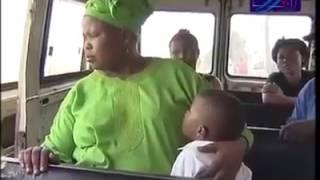 Nollywood mr ibu on Breast sucking - comedy Series