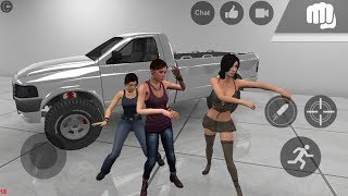 Los Angeles Crimes - female characters (Android/Win/Linux)