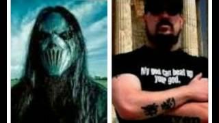 Integrantes de Slipknot sin máscaras