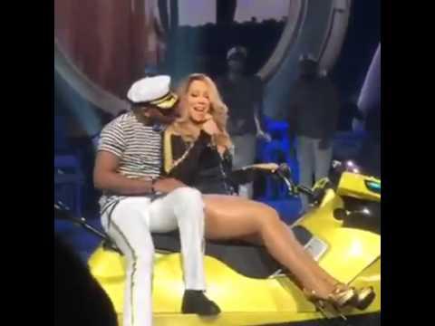 Mariah Carey Sexy Moment