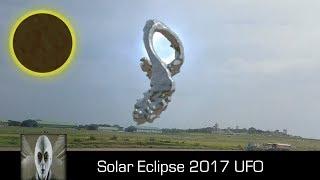 Solar Eclipse 2017 UFO Sighting