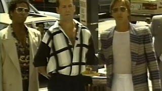 Miami Vice behind the scenes 1984 - 1985