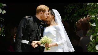شاهد اجمل فرح في العالم - حفل زفاف الامير هاري و الاميرة ميجان