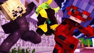 🐞 CATNOIR Y LADYBUG CONTRA EL MAL 😱 !!! | Cap. 4 LAS AVENTURAS DE LADYBUG ( Minecraft Roleplay )