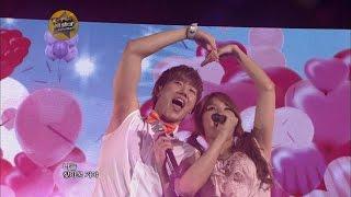 【TVPP】INFINITE - Couple (with KARA), 인피니트 - 커플 (with 카라) @ K-Pop All-Star Live in Niigata Live