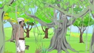 Alibaba Aur Chaalis Chor 9 - Urdu stories for children.