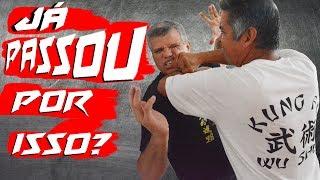 COMO SABER LUTAR EM SITUAÇÕES DIFÍCEIS, Curso de Defesa Pessoal Kung Fu #ArtesMarcais