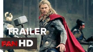 Thor 4 First Trailer (2017) Official Movie HD
