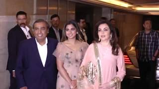 LIVE : Bollywood Stars At Priyanka Chopra & Nick Jonas GRAND Engagement Party