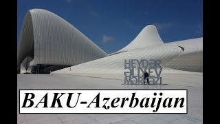 Azerbaijan/Baku (Heydar Aliyev Center)  Part 2