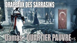 Assassin's Creed 1 : Drapeaux des Sarrasins - Damas : Quartier pauvre [SNIR]