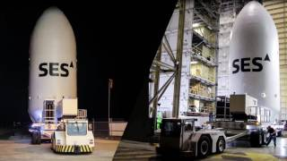 The Journey of SES-9