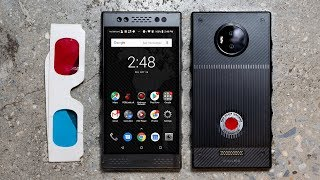 RED Hydrogen One review: a $1,300 mess of a phone