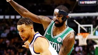 Kyrie Irving Humiliates Stephen Curry & Kevin Durant! Warriors Blow 17 Point Lead!
