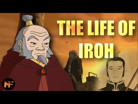 The Entire Life of Uncle Iroh Avatar Explained