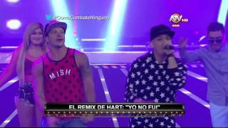 Yo No Fui Remix en Combate - Mario Hart ft. Kale, Mia Mont, Yamal and George