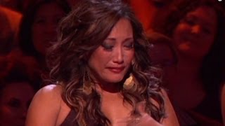 See why this 'DWTS' judge is bawling