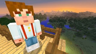 Minecraft Xbox - My Story Mode House - MY BABIES?!