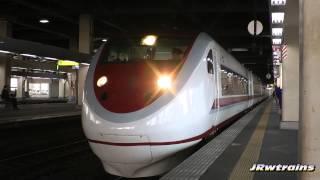 681系SRE特急はくたか15号 越後湯沢行 金沢駅出発