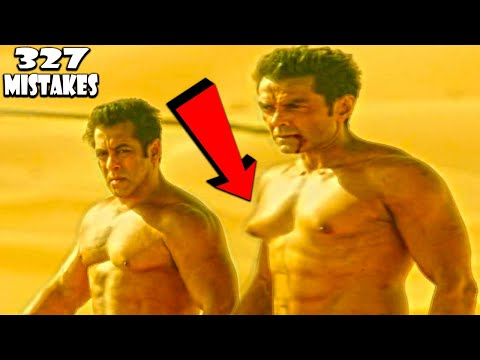 Xxx Mp4 327 Mistakes In Race 3 Plenty Mistakes In RACE 3 Full Hindi Movie Salman Khan 3gp Sex