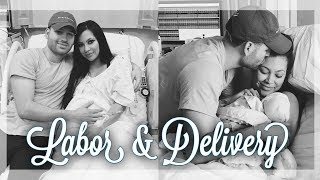 Welcome Maximiliano Benitez || Labor & Delivery (EMOTIONAL)