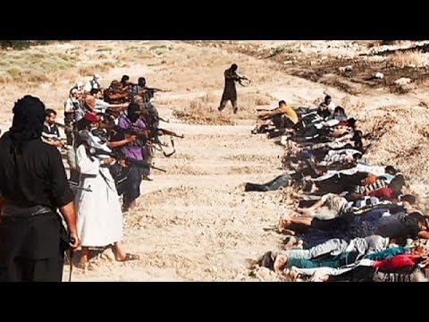 Iraque Jihadistas reivindicam massacre de 1700 soldados