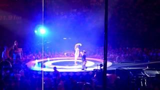 Big Apple Circus (Britney Spears) HD - Circus Tour Paris 6 Juillet
