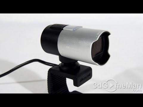 1196 Microsoft LifeCam Studio 1080p HD Webcam Video Review