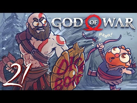 Xxx Mp4 God Of War HARD MODE God Of War 4 Part 21 W The Completionist 3gp Sex