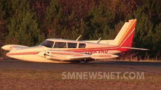 Pilot Uninjured in Emergency Landing at St. Mary's County Airport