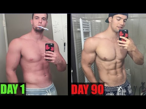 90 DAY BODY TRANSFORMATION UPDATE | Fat to Ripped! 💪