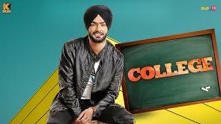 College - Ravneet Singh | Hiten | New Punjabi Songs 2017
