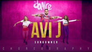 Avi J: Sundowner - Choreography Video Song |  T-Series | FitDance Channel