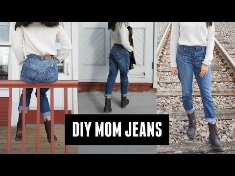 Xxx Mp4 DIY Mom Jeans By Minimalistikelly 3gp Sex