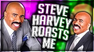 STEVE HARVEY ROASTED ME!!! (RACIST ASIAN JOKE)