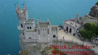 How Crimea's return to Russia effected the tourism at