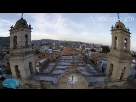 Conoce Acámbaro Guanajuato México
