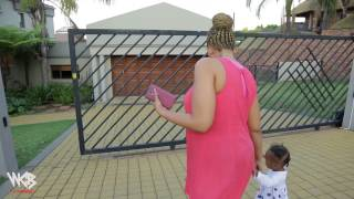Diamond Platnumz House in South Africa (part2)