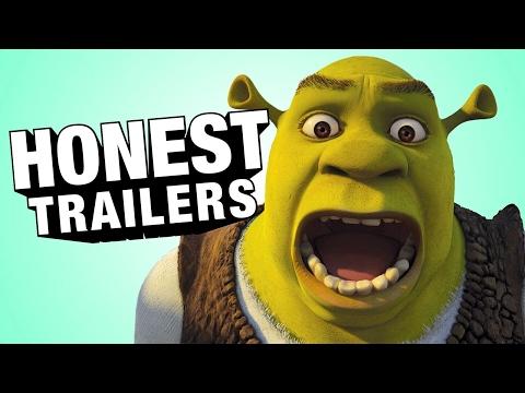 Honest Trailers Shrek