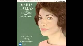 Maria Callas - Habanera - Carmen - Bizet 432 Hz