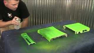 Painting Water Drops Effect -  Spray Paint Effect Secret