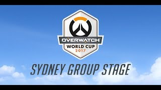 Overwatch World Cup Group Stage: Sydney   Tickets Available!