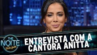 The Noite (19/03/15) - Entrevista com Anitta
