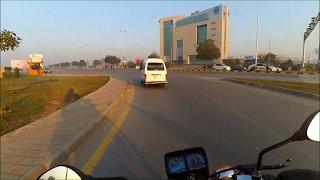 [Vlog] Airport Road To Jawad C. Shaheed Chowk | Lahore