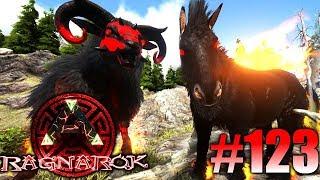 ARK: Ragnarok #123 - Ein Demonic Equus & den Demonic Ovis zähmen + Pick Up Dinos! | LP Ark Deutsch