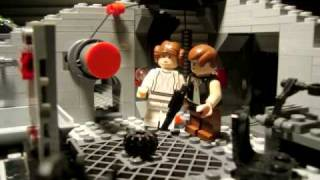 Lego Star Wars: Death Star Shenanigans