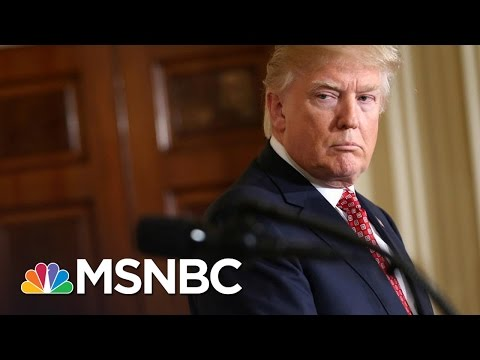 How President Trump Can Rebound From Low Approval Rating Morning Joe MSNBC